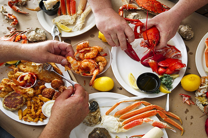 Seafood restaurants regional directory for Fish market restaurant nyc